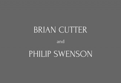 Brian Cutter and Philip Swenson