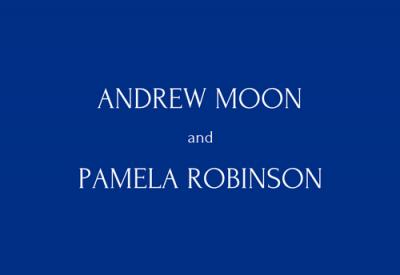 Andrew Moon and Pamela Robinson