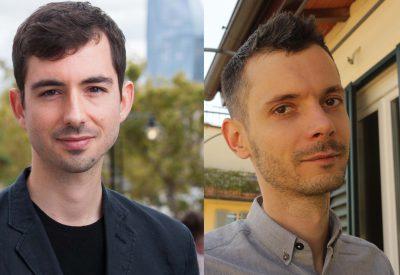Giovanni Menegalle and Danilo Scholz